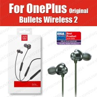 TERCANGGIH 1+ E302A Original Oneplus Bullets Wireless 2 bluetooth