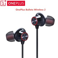 TERCANGGIH New Original Oneplus Bullets Wireless Earphone 2 aptX