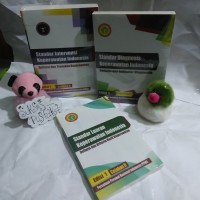 Paket 3 Buku SIKI SDKI SLKI Standar Luaran Keperawatan Indonesia