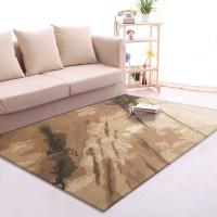 Karpet Handtuft Premium Wool Mewah Modern D009 Beige 160x230 cm
