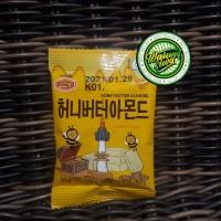 murgerbon honey butter almond import korea 10 gram