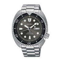 Jam Tangan Pria Seiko Prospex Sea Turtle Men Grey SRPC23K1
