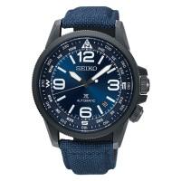 Jam Tangan Pria Seiko Prospex Land Men Blue Dial Blue Nylon SRPC31K1