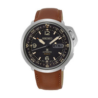 Jam Tangan Pria Seiko Prospex Automatic Tan Leather SRPD31K1