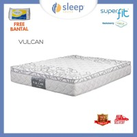 SC SUPERFIT BY COMFORTA VULCAN 100 120 160 180 200