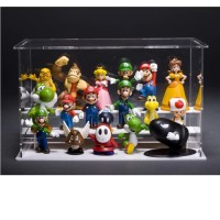 Figure Mario Bros Set Isi 18 pcs / Mainan Anak Mario Bros