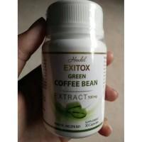 Hendel Green Coffee Bean Exitox / Obat Langsing Herbal