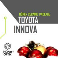 Kaca Film Huper Optik Ceramic Series Toyota Innova Full Promo