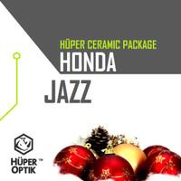 Kaca Film Huper Optik Ceramic Series Honda Jazz Full Promo