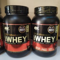 ON Whey Gold Standard 2lb BPOM Optimum Nutrition