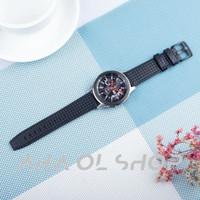 Carbon Fiber Leather Strap Samsung Galaxy Watch 46MM Gear S3 Tali Jam