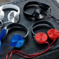 Headphone SONY MDR XB 450 XB450 XB-450 EXTRA BASS Headset SONY