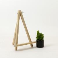 Sandaran Bingkai Kayu - Mini Standing Frame Uk. L