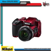 Nikon COOLPIX B500 Digital Camera - MERAH/RED