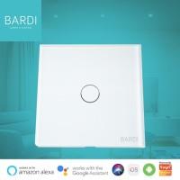 Bardi Smart WiFi Touch Wallswitch - EU 1 Gang