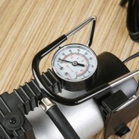 terbaru Pompa Ban Mini Tekanan 100PSI Heavy Duty Air Compressor 12 V