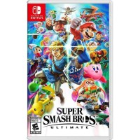Super Smash Bros Ultimate Game Nintendo Switch