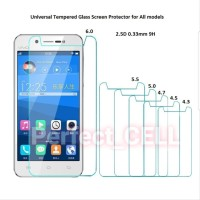 Tempered Glass Bening For UNIVERSAL 5,5 - 0.3mm Non Packing.