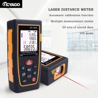 Laser Distance Meter 100 Meter 100M Pengukur Meteran Ukur Jarak M