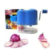 kitchen slicer/onion slicer alat perajang bawang pengiris bawang