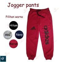 Celana Jogger anak tanggung 8-11th/ celana training jogger pants anak