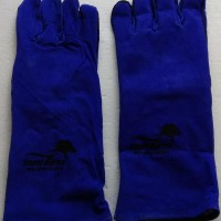 SARUNG TANGAN LAS PANJANG 16ichi welding glove bahan tebal warn
