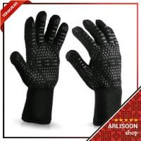 Sarung Tangan Anti Pisau dan Panas Heat Resistant Oven Gloves