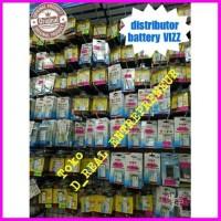BATTERY BATERAI BATRE DOUBLE POWER VIZZ XIAOMI 2 NOTE REDMI