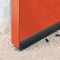 OS penahan kecoak lebar 2.5cm / debu bawah pintu / penutup celah bawah