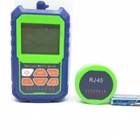 Optical Power Meter 2 In 1 With Lan Tester No Brand