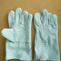sarung tangan las 11 inch sarung tang las full kulit sarung tan