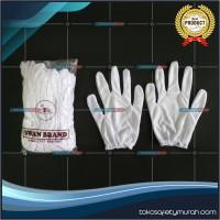 Sarung Tangan Putih Polos Paskibra SWAN Murah