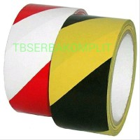 "Lakban Floor Marking Tape 2"" x 45m Scotchlite Safety Marking Refl"