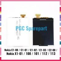 HOT LCD 12 PIN NOKIA C1 00 C1 01 C1 02 C1 03 C2 00 X1 01 100 101 112