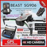 ZLRC Beast SG906 4K UHD Camera 5G Wifi GPS FPV Drone + Tas VS DJI MJX