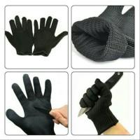 Sarung Tangan Anti Benda tajam. Anti Robek. Kevlar Hand Gloves.