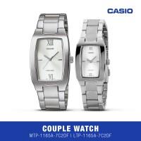 Casio Jam Tangan Couple MTP-1165A-7C2DF & LTP-1165A-7C2DF