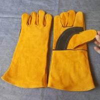 Sarung Tangan Las 14 Inch