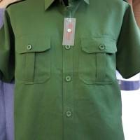 Baju Seragam World Class PEMDA Coklat, Setelan Pemda, PNS Pemda, Kemej