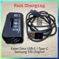 READY STOCK KABEL DATA SAMSUNG S8 PLUS TYPE C ORIGINAL ORI 100 USB