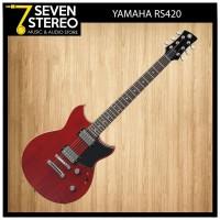 Yamaha Revstar RS420 Fire Red Electric Guitar