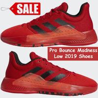 SALE!! Sepatu Basket Adidas Pro Bounce Madness Low 2019 - Original - 44