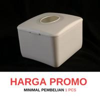 kotak tisu / tempat tissue pop up murah