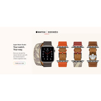 Apple Watch Hermès Create Your Own Style / Tentukan warna sendiri