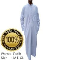 Baju jubah baju gamis baju habaib pria dewasa lengan panjang