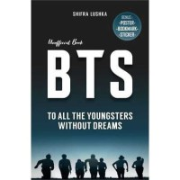 Buku BTS to all the youngsters without dreams - Shifra Lushka
