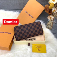 Dompet wanita wallet cewek murah import kartu DOMPET L*V SLETING