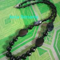 kalung batu akik martapura kode 2