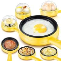 Panci Elektrik Pancake Egg Boiler Frying Pan