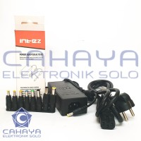 Power Supply Adaptor 3A 12v 24v Intez 13 15 17 18 19v Multi Jack